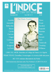 Il numero in edicola: Novembre 2012