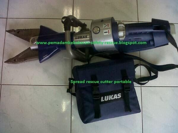 Peralatan rescue