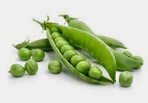 Healthy Green Peas