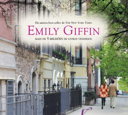 Nova capa de Ame o que é seu, da Emily Giffin, Novo Conceito