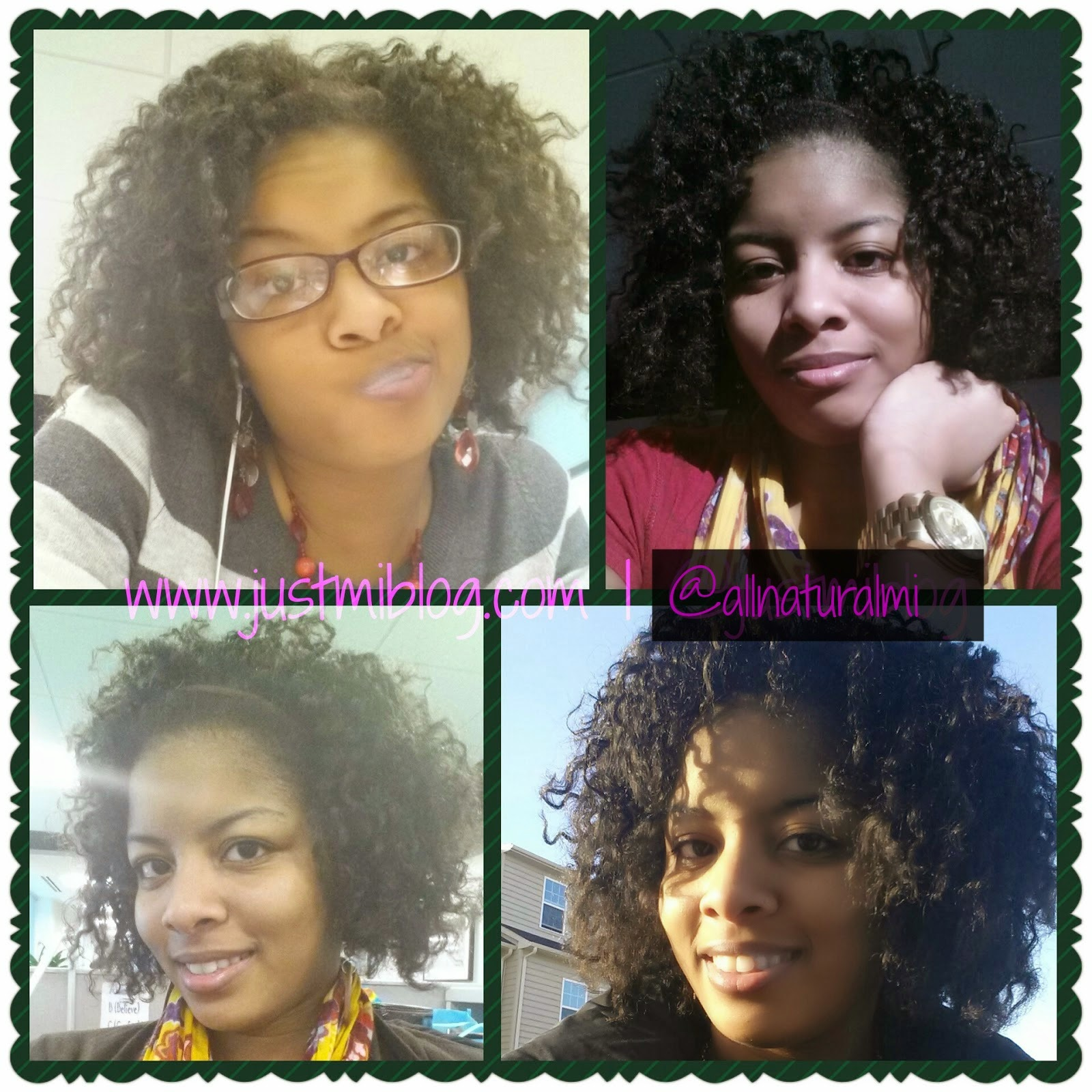 how the flexi rod set looked after I restyled it