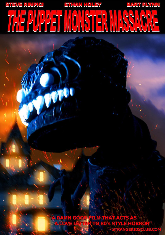 puppet monster massacre cover dana hamm nude
