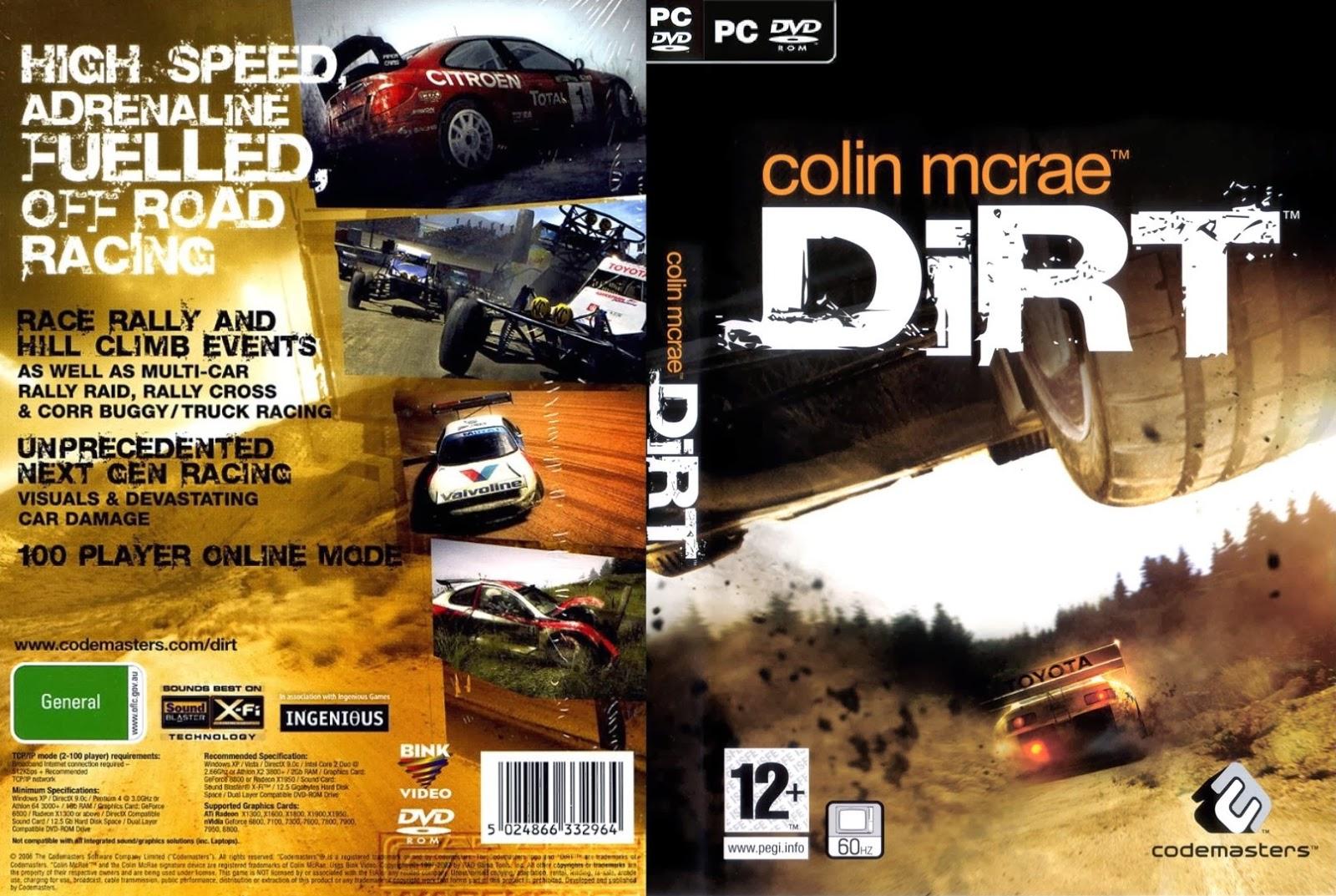 World rally 2 twin racing. Colin McRae Rally 2005 (2004).