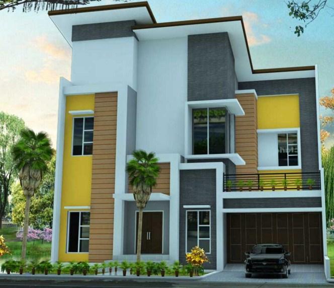 Foto Rumah Minimalis Modern & 5 Gambar Rumah Minimalis Modern Paling Keren - Contoh Bangunan Rumah ...