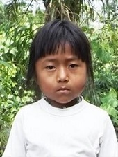Veronica - Ecuador (EC-261), Age 7