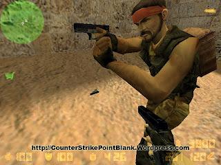 Alternate Glock 18 for Counter Strike 1.6