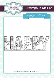 Creative Expressions UMS683 Stamp