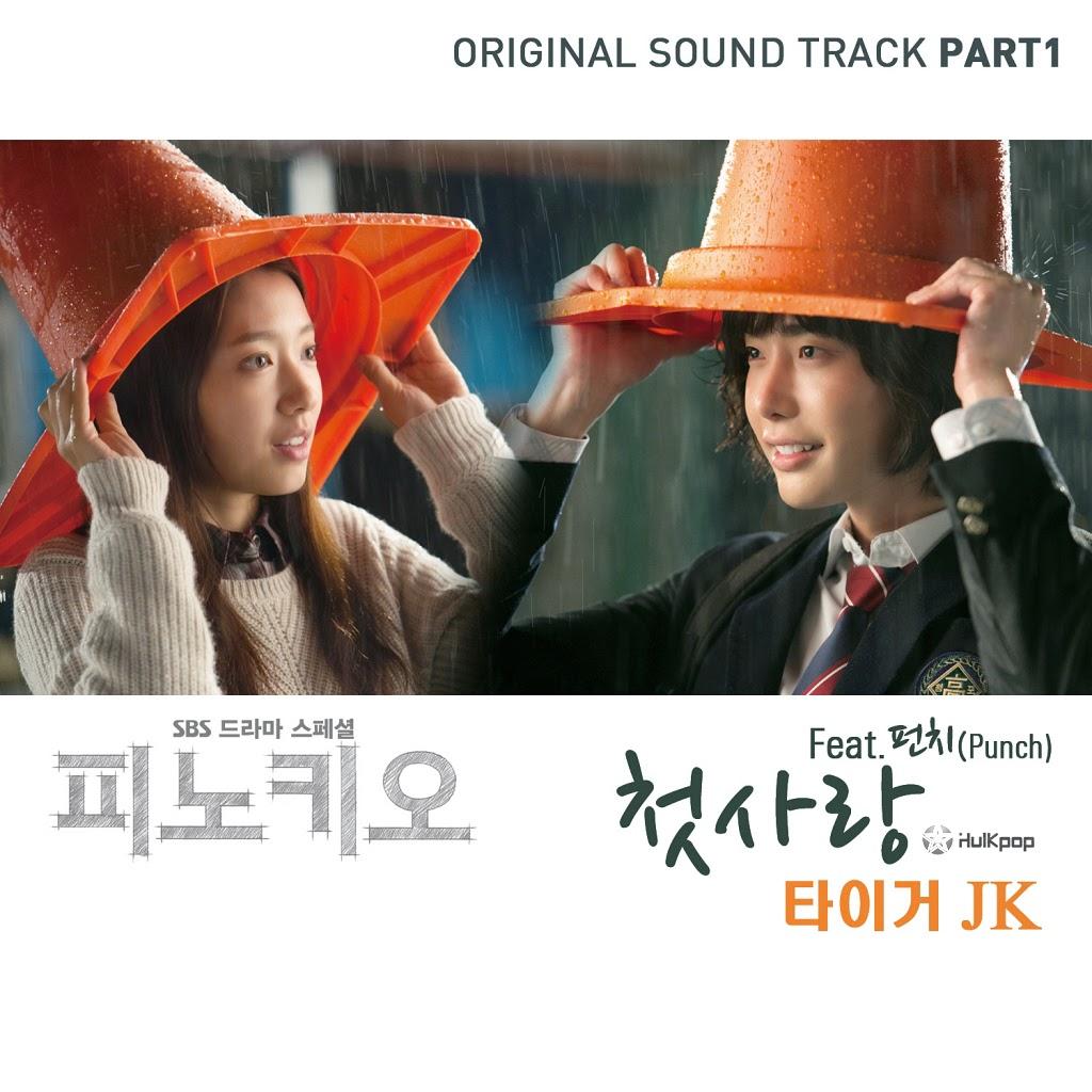 """Soundtrack/OST Drama Korea Pinocchio''"