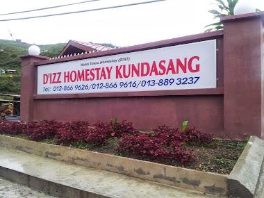 D'Izz Signboard