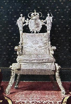 Noble y real monarcas de suecia for V dinastia muebles