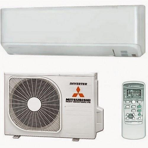 aire acondicionado Mitsubishi Madrid