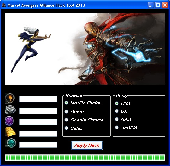Download Password Marvel Avengers Alliance Hack Tool V1 6 Rar Password