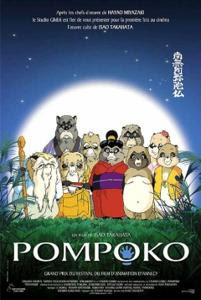 Pompoko &#8211; DVDRIP LATINO
