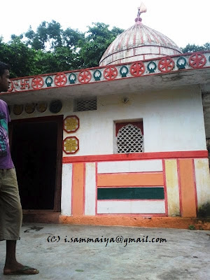 Amravati Shiv Temple
