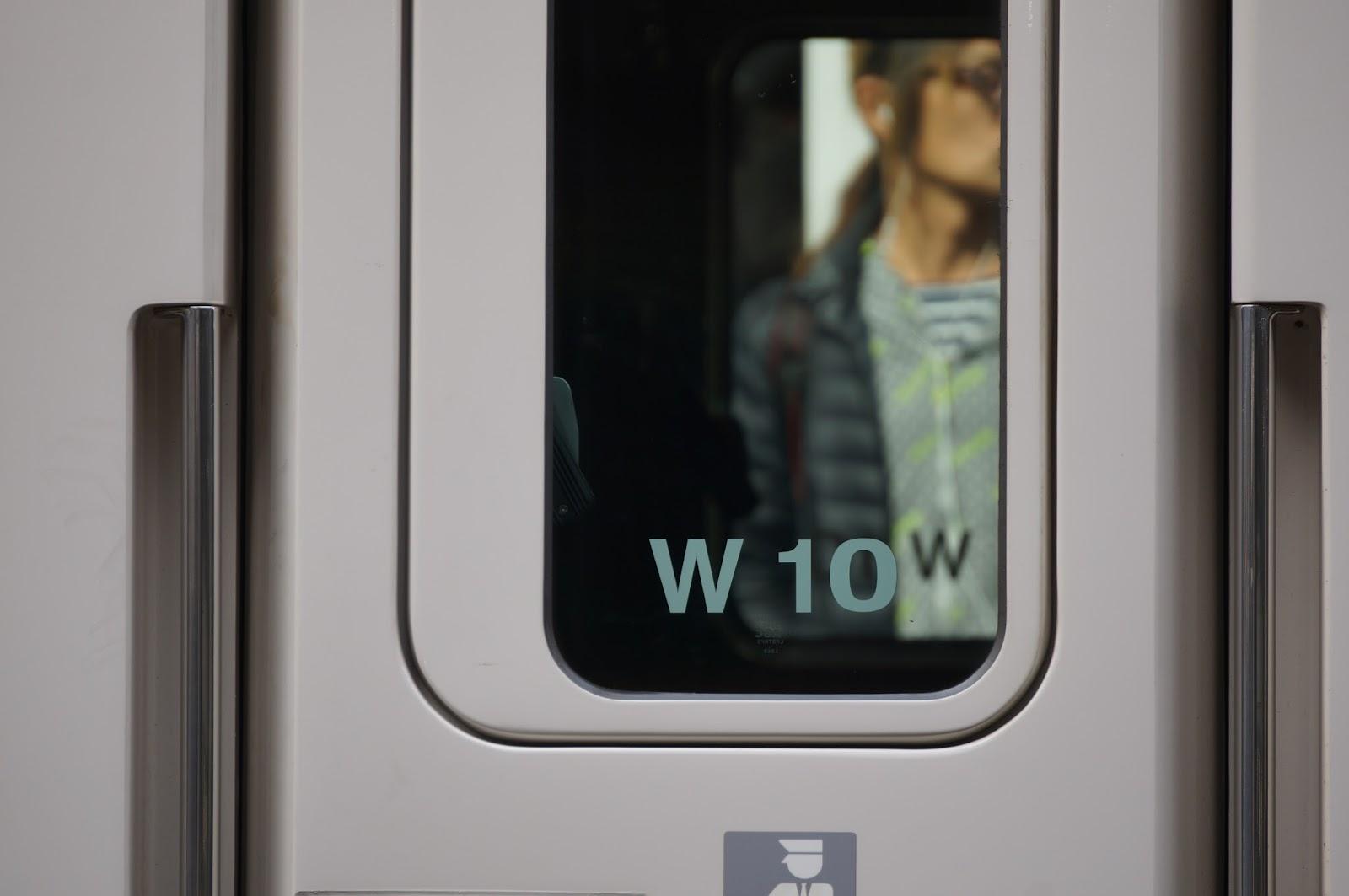 JR西日本W7系編成番号