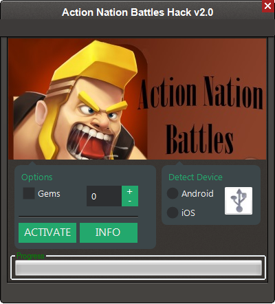 Action Nation Battles Hack
