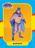 Super Powers Collection Batman Action Figure by Kenner Superman Super Powers Collection Figure Clark Kent Kenner Mattycollector DC Universe Classics Unlimited Man of Steel Toys Movie Masters polymerphelia GeekSummit