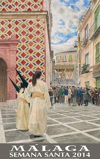Semana Santa de Málaga - José González Bueno