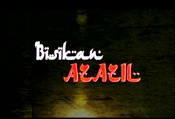 Bisikan Azazil episod 1