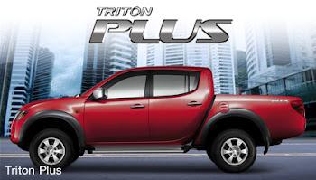 Mitsubishi-Triton - Plus