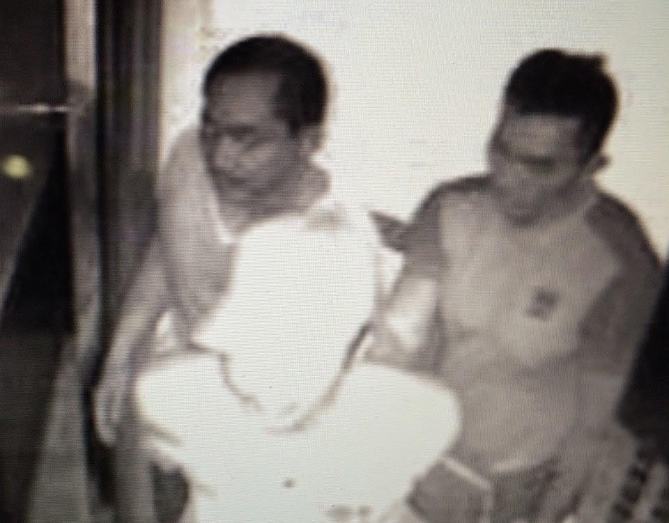 Calvento said that the 'John Doe' in the Vhong Navarro case is Edgardo Sampana