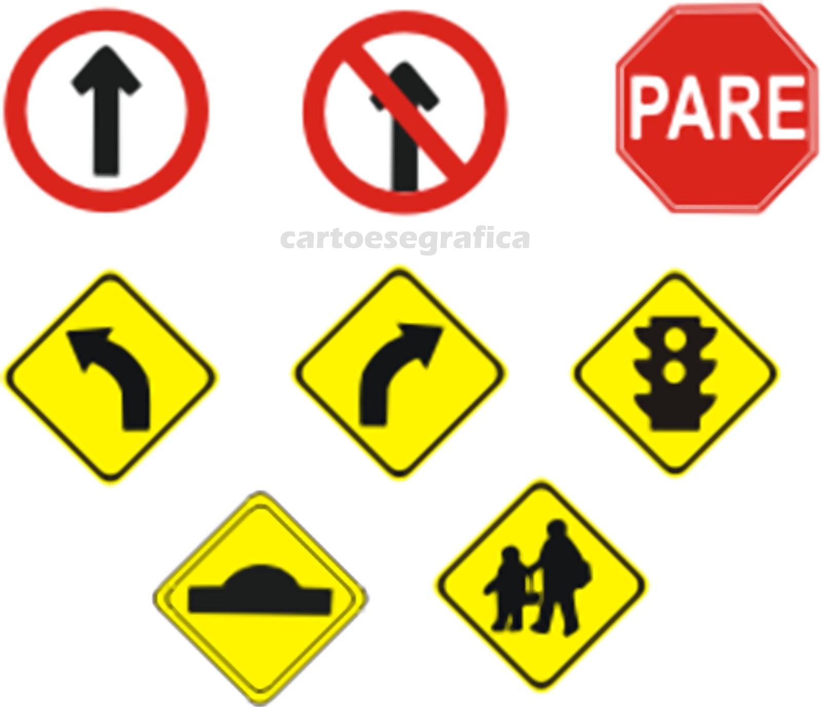 Placas de sinalização de trânsito #C9C202 1600 1376
