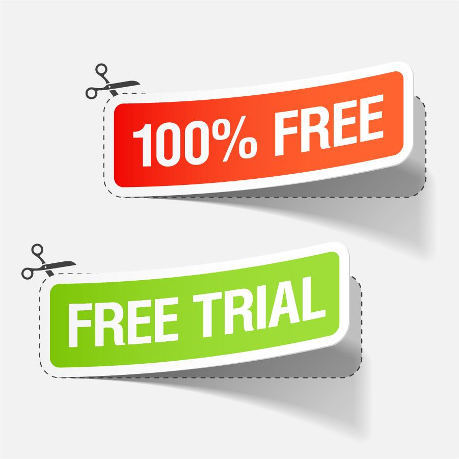立体的な割引きタグ beautiful vector stickers discount sales イラスト素材2