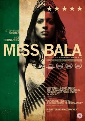 Miss Bala (2011). movie poster pelicula