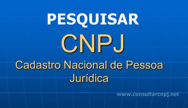 Pesquisar CNPJ