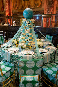 House Beautiful Magazine showcases our table design for the Lenox Hill gala!