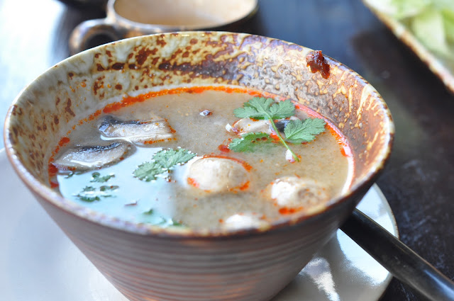 @siam+Frith+Street+Soho+review+tom+yum+goong