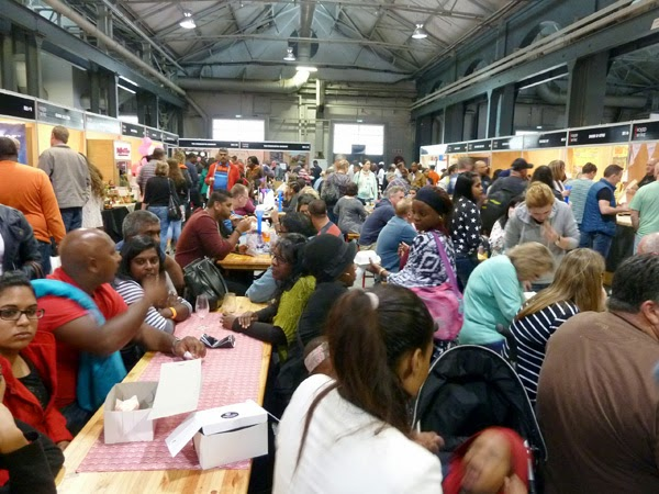 Happiness is... Durban Good Food & Wine Show 2014