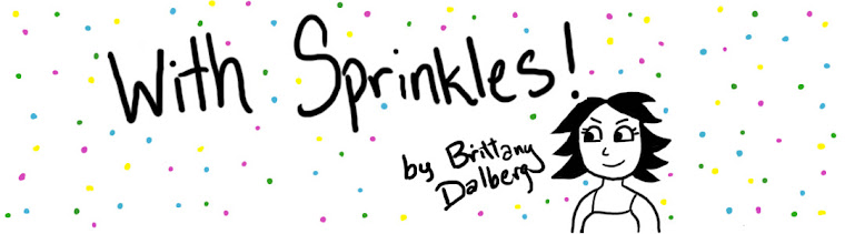 ...with sprinkles!