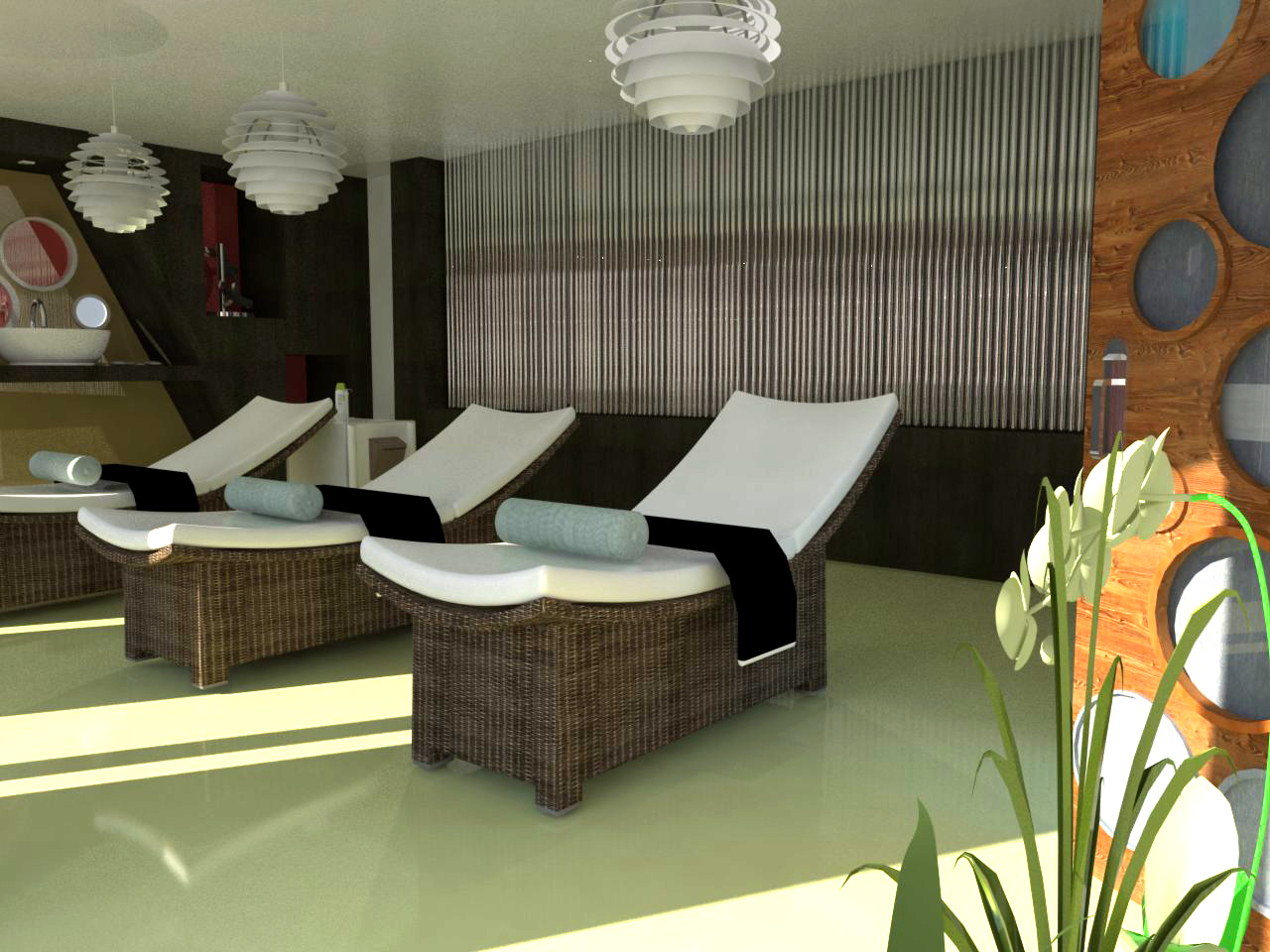 Decor Spa Interior Design