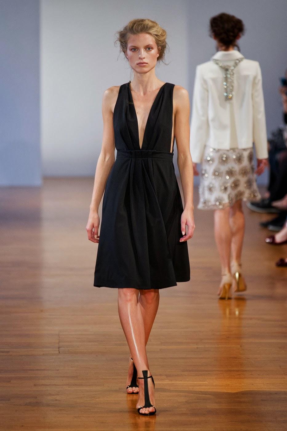 Collette dinnigan fashion show 67