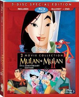 resensi film, film review, mulan II, Mulan 2, 2004, mulan versi animasi, pic