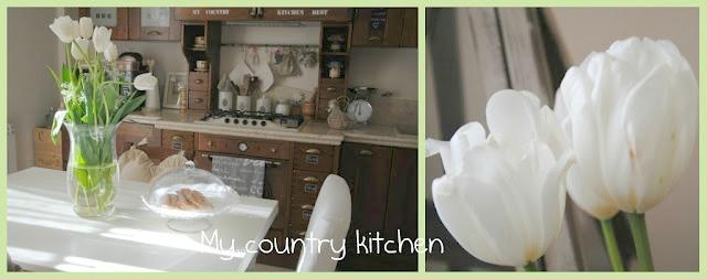 La gallinella bianca: my country kitchen