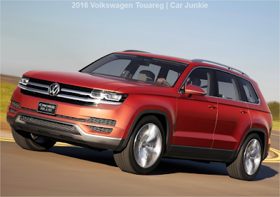 2016 Volkswagen Touareg Review Say Good Bye To Hybrid