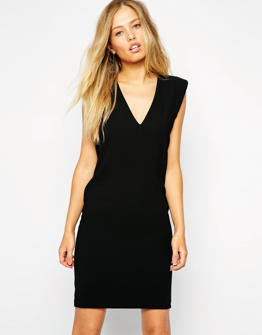 super trash black dress,