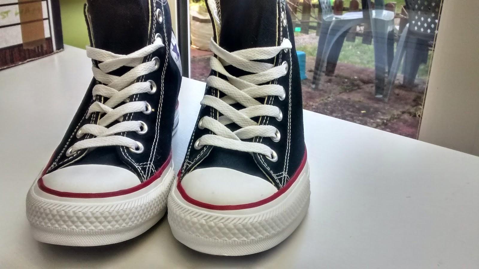 Converse Wedge Heels