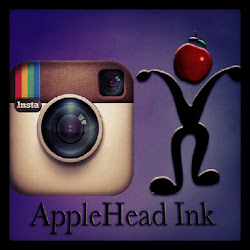 AppleHead Ink Instagram