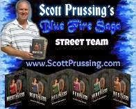 Author Scott Prussing