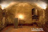 Magallón Iglesia San Lorenzo Martir Castillo de Magallón Moncayo Carnerario Cripta