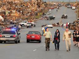 Tornado Hits Joplin, Mo....