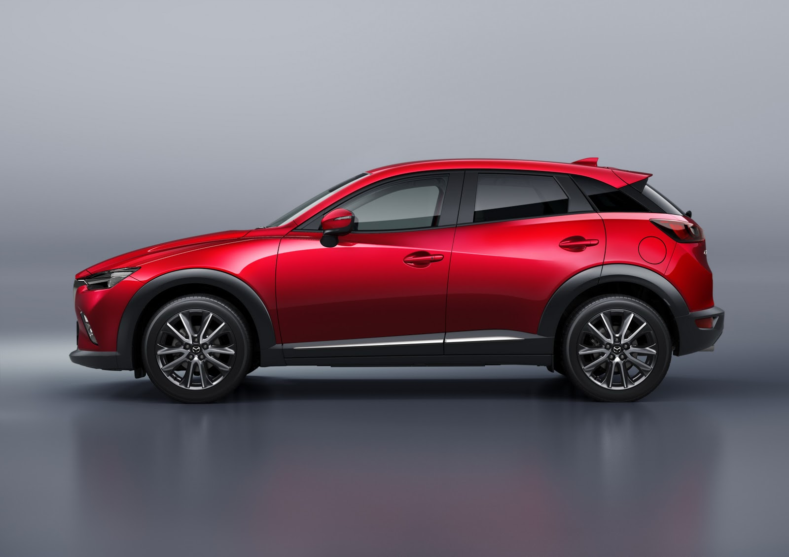 Mazda Cx 5 Cargo Space Dimensions >> 2016 Mazda CX-3 is a Crispy Looking Small CUV [50 Photos ...