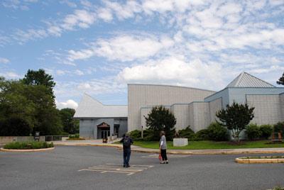 Megan Coyle Ward Museum Exhibit