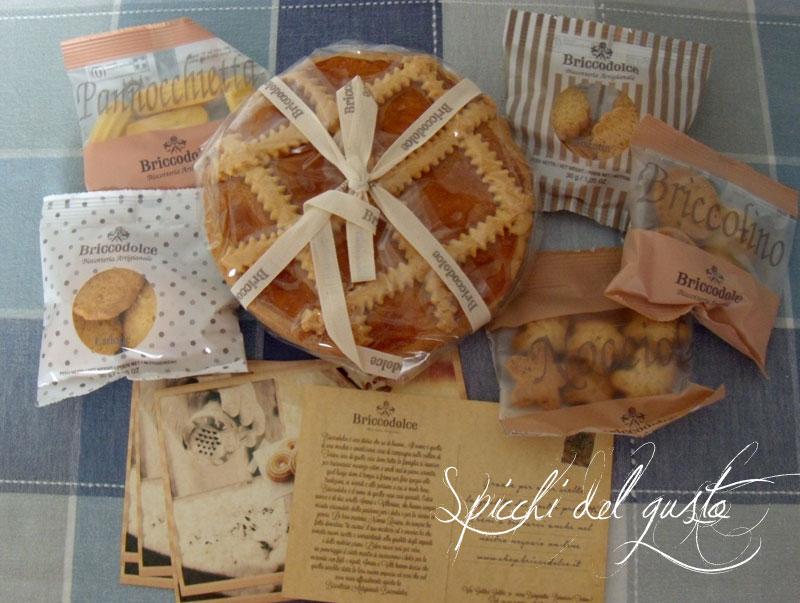 biscotti briccodolce