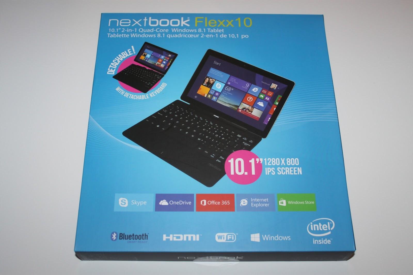 Windows nextbook flex 10 -  Nextbook Flexx 10 Features And Specs 10 1 Inch High Resolution 1280 X 800 Ips Screen Intel Atom Quad Core 1 8ghz Z3735f