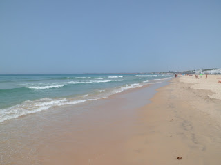 Conil beach, southern spain