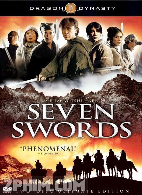 Thất Kiếm - Seven Swords (2005) Poster